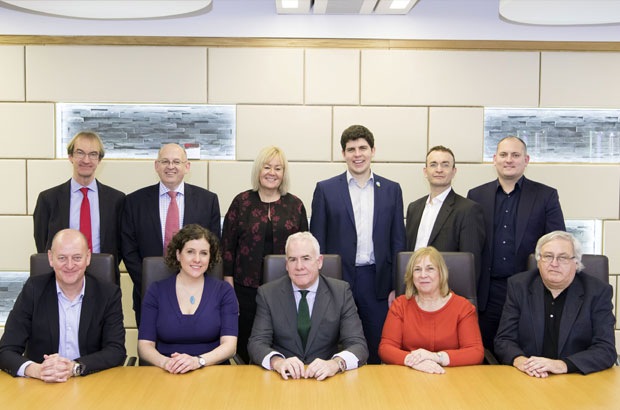 Cardiff Capital Region Board Members