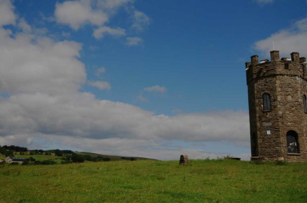 Pontypool Folly Tower
