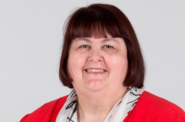 Councillor Debbie Wilcox, Newport
