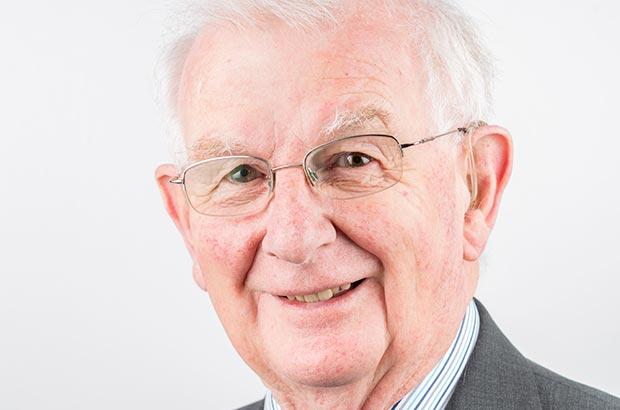 Councillor Geoffrey Cox