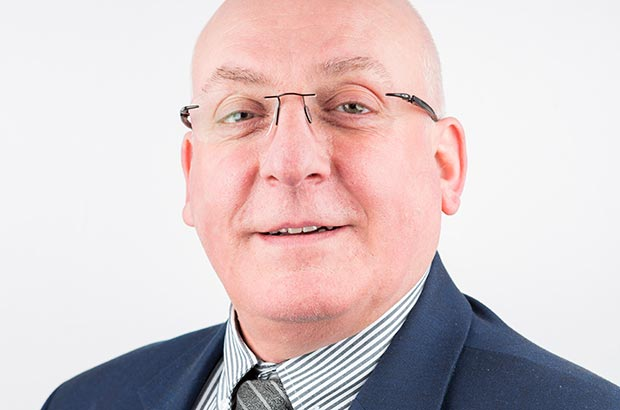 Councillor Roger Jeavons