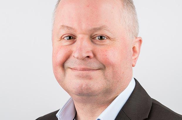 Councillor Sean Morgan