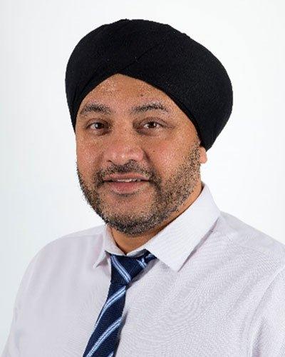 Hrjinder Singh